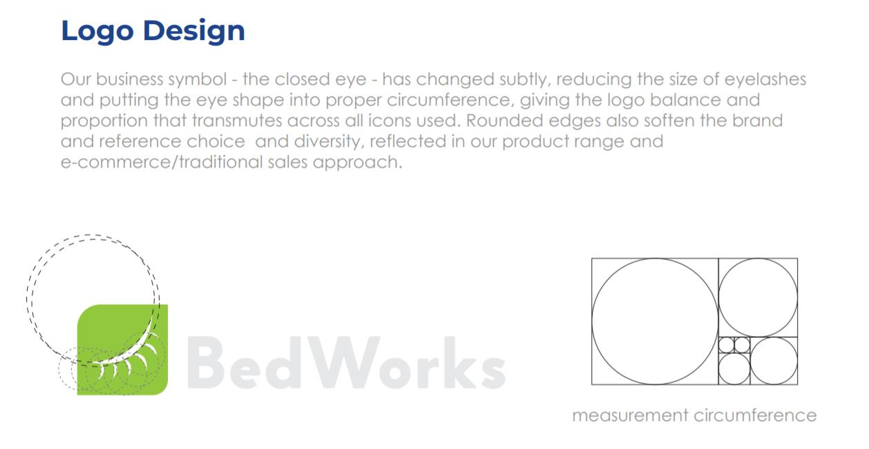 Bedworks New Logo Design Concept
