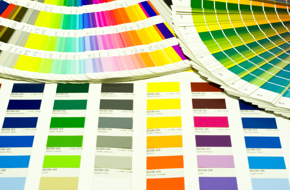 Psychology of colors and the color hue