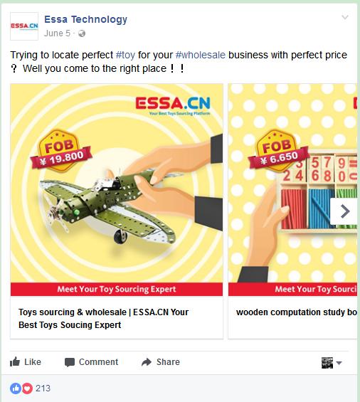 Facebook Ads Creative | DEANLONG.io