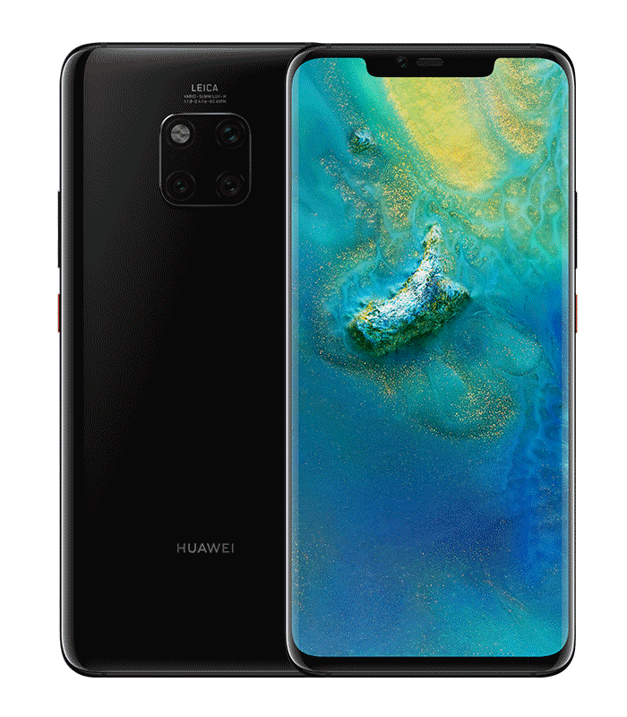 Huawei Mate20 Pro Mobile Phone - Black
