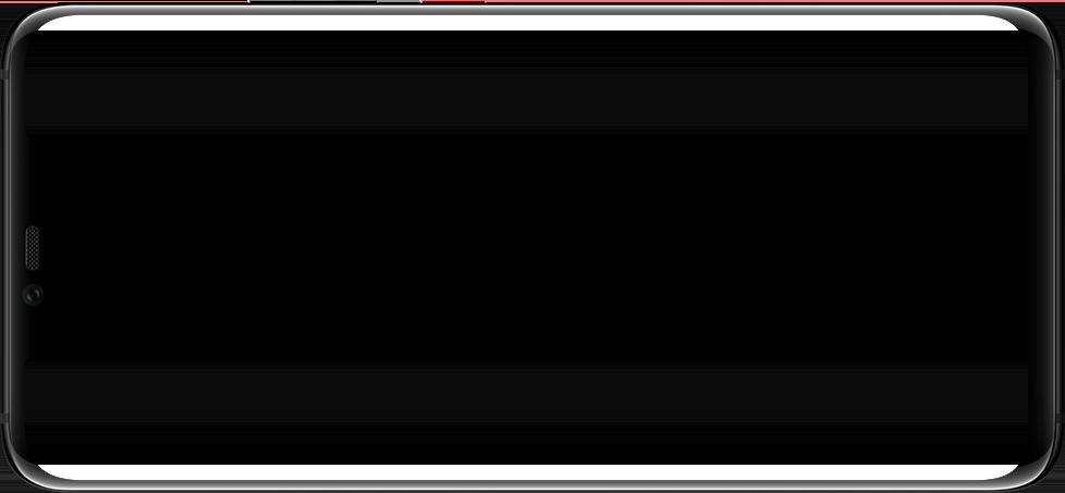 HUAWEI Mate 20 Pro frame landscape