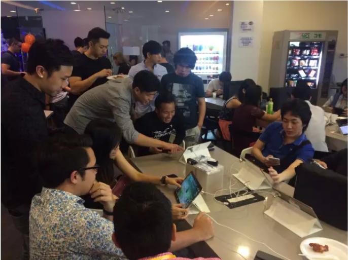 Fan Meeting in Singapore