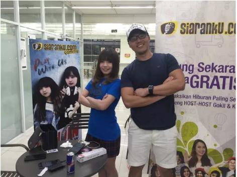 Fan Meeting in Indonesia