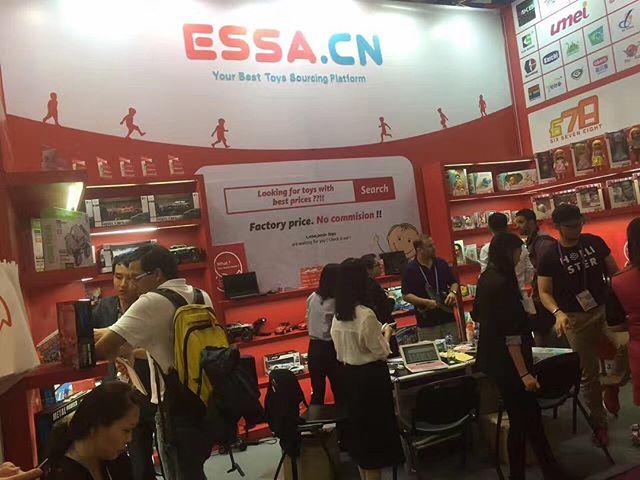 ESSA.CN in Canton Fair