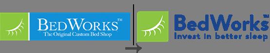 (Exhibit 29 Bedworks™️ Logo Rebranding, Source: Self Compilation, 2020)