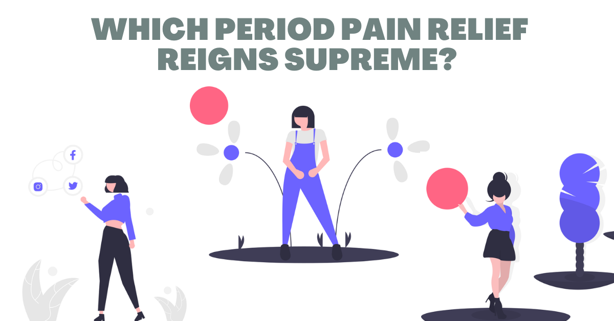 Ovira vs. Livia vs. Zoetech: Which Period Pain Relief Reigns Supreme?