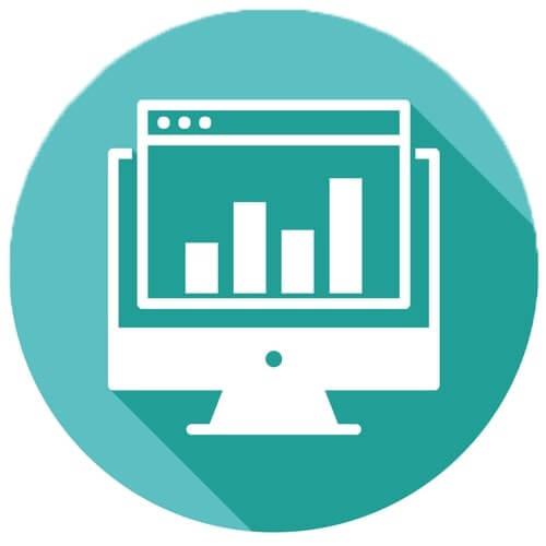 Data Analysis Service Icon