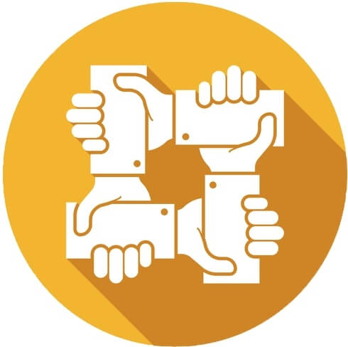 Growth Management Service Icon