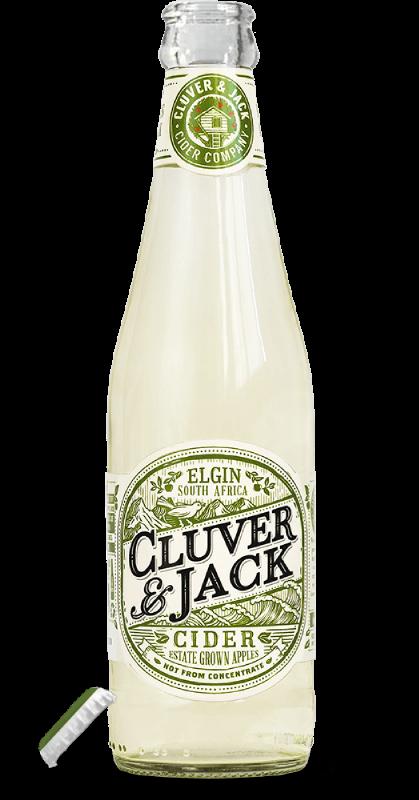 Paul Cluver Cluver & Jack Hard Cider 2020