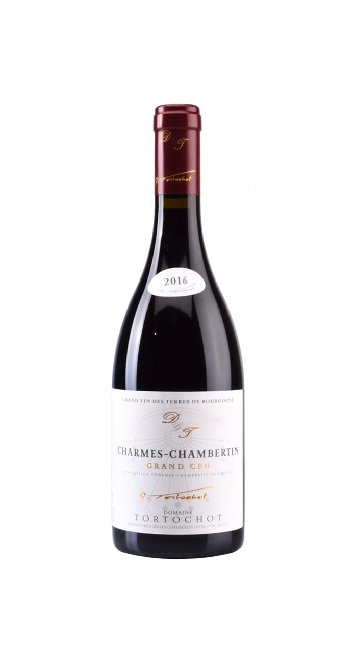 Domaine Tortochot Charmes-Chambertin Grand Cru 2017