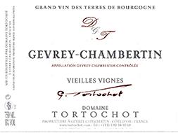 Domaine Tortochot Gevrey-Chambertin Vieilles Vignes 2017