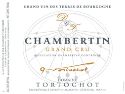 Domaine Tortochot Le Chambertin Grand Cru 2017