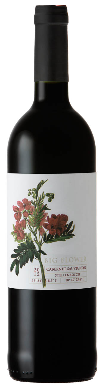 Botanica Wines Big Flower Cabernet Sauvignon 2017