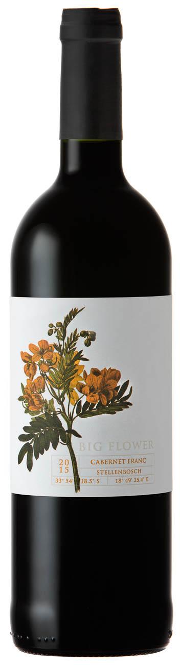 Botanica Wines Big Flower Cabernet Franc 2016