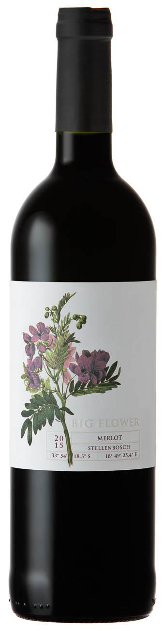 Botanica Wines Big Flower Merlot 2016