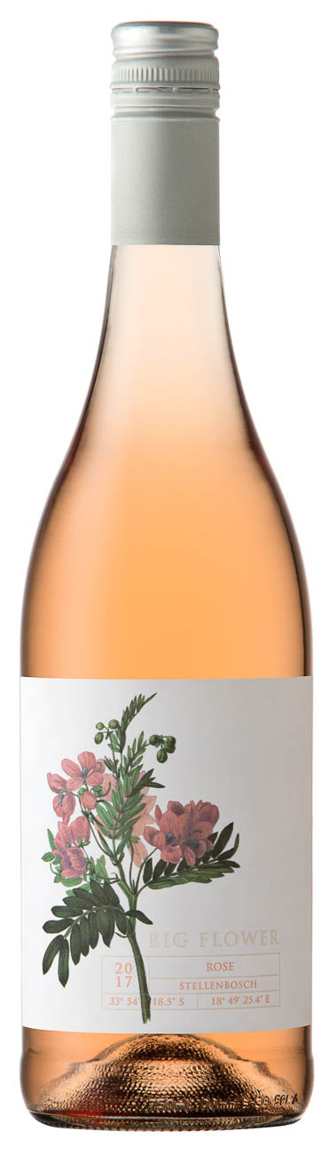 Botanica Wines Big Flower Rosé 2018