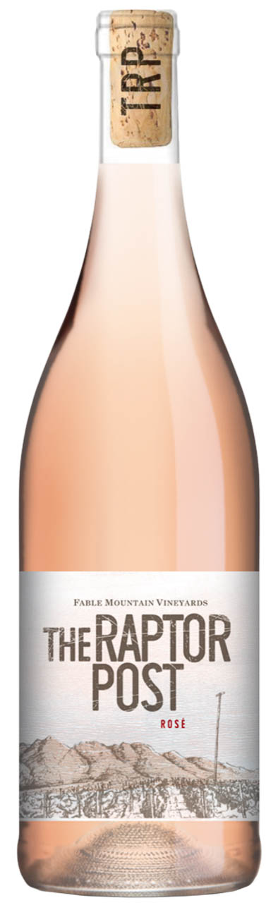 Fable Mountain Vineyards Raptor Post Rosé 2017