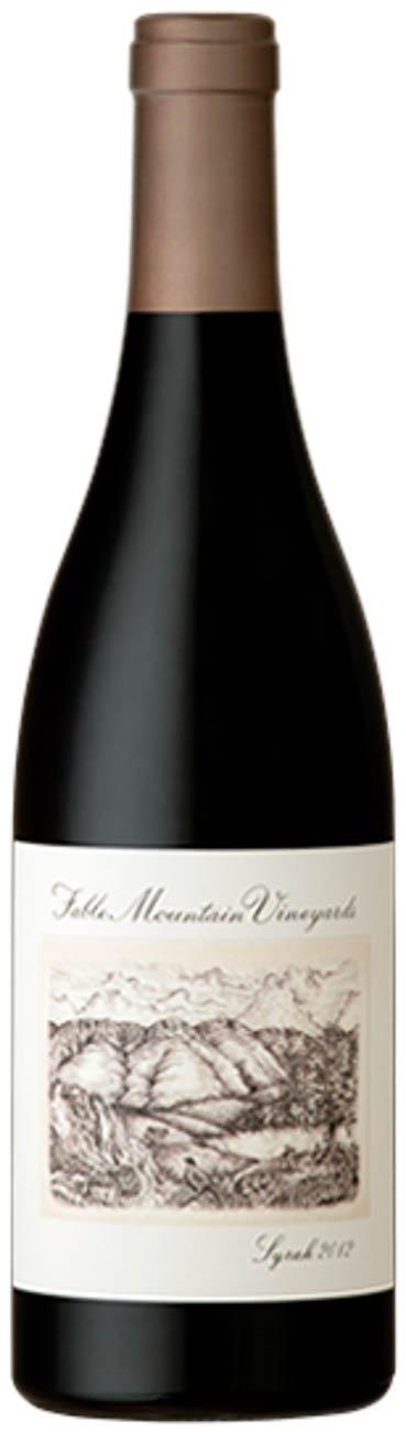 Fable Mountain Vineyards Syrah 2014