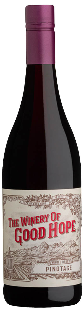 The Winery of Good Hope Full Berry Pinotage 2019