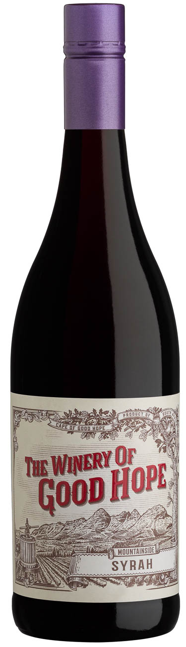 The Winery of Good Hope Mountainside Syrah 2016