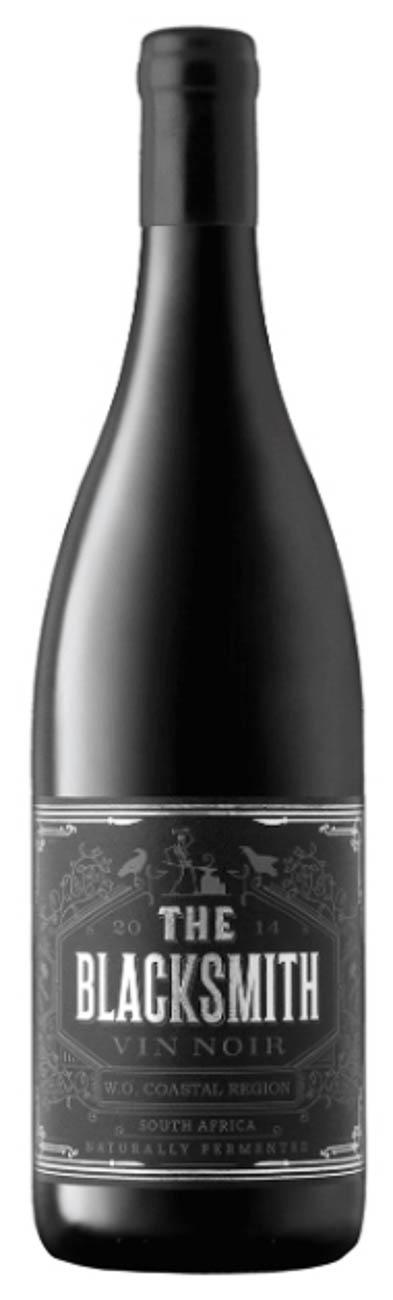 The Blacksmith Wines Vin Noir 2017