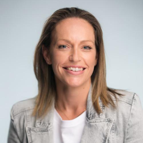 Angie Bohlmann, Head of Marketing at Prezzee