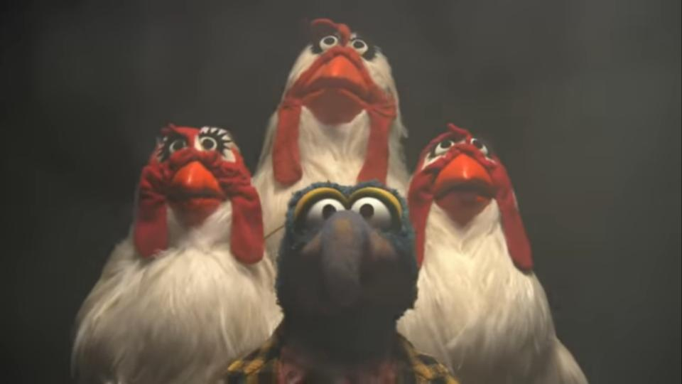 The Muppets' Musical Gang is back at it with their rendition of Queen's Bohemian Rhapsody!