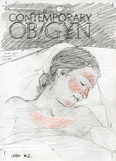 DNA Illustrations, Custom Illustration, Journal Sketch