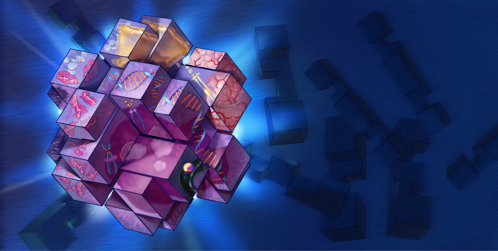 Solving the Puzzle of Cancer