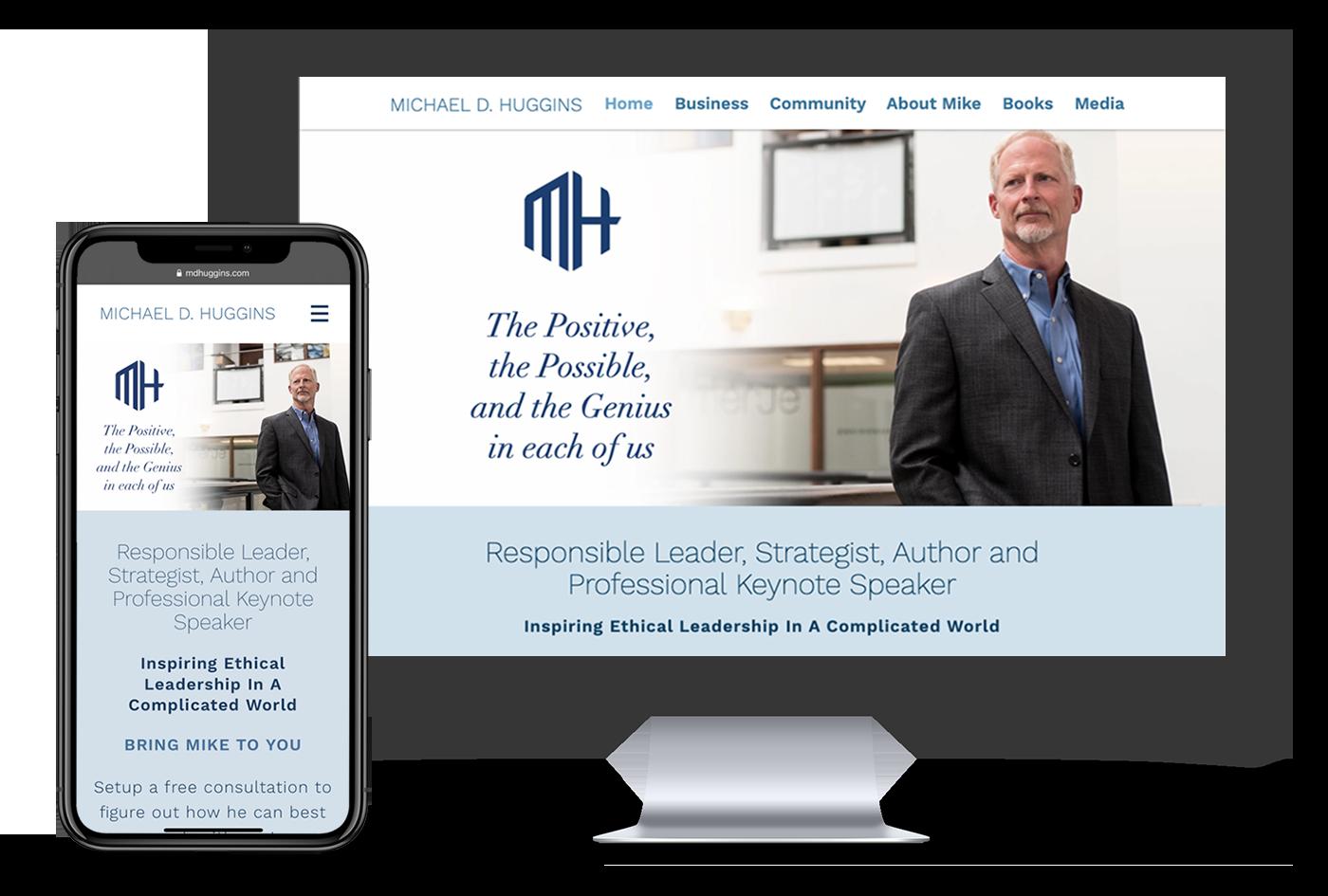 MDH website
