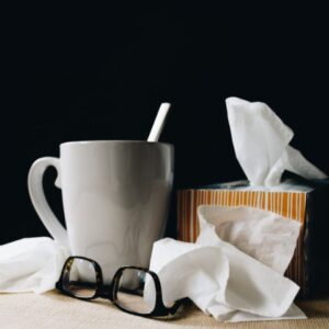 Patologias Orales asociadas a la gripe