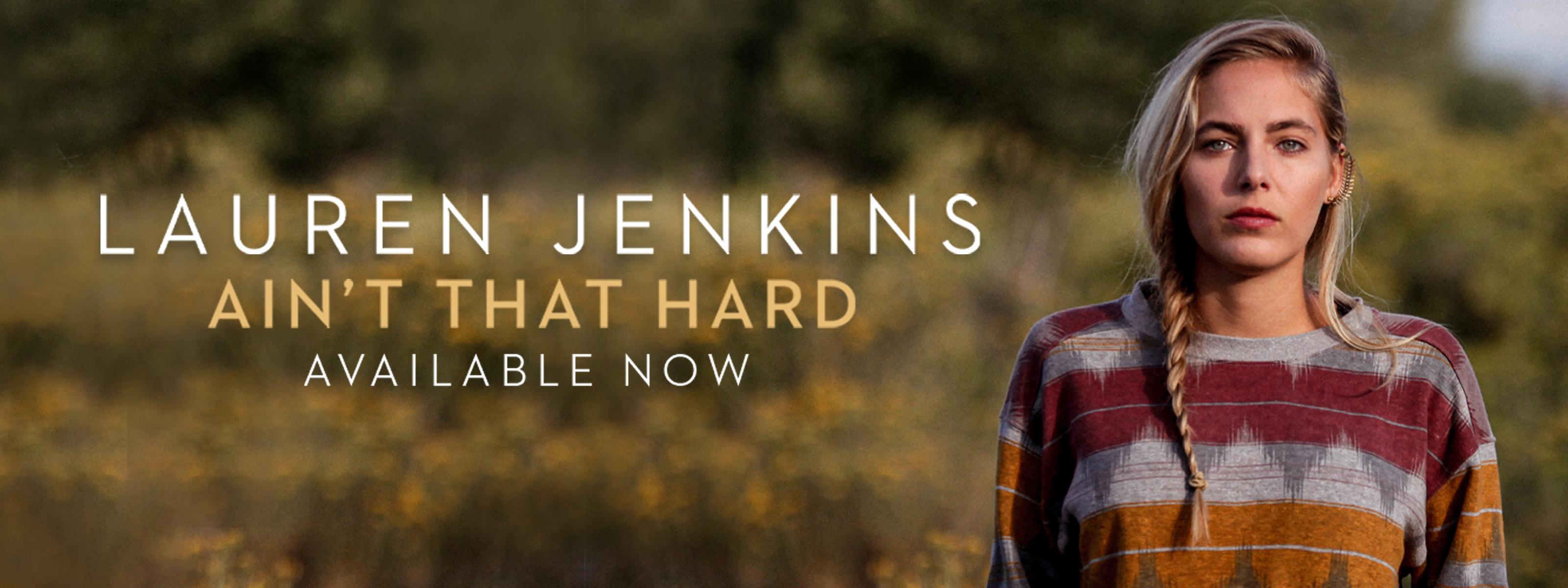 Lauren Jenkins aint that hard