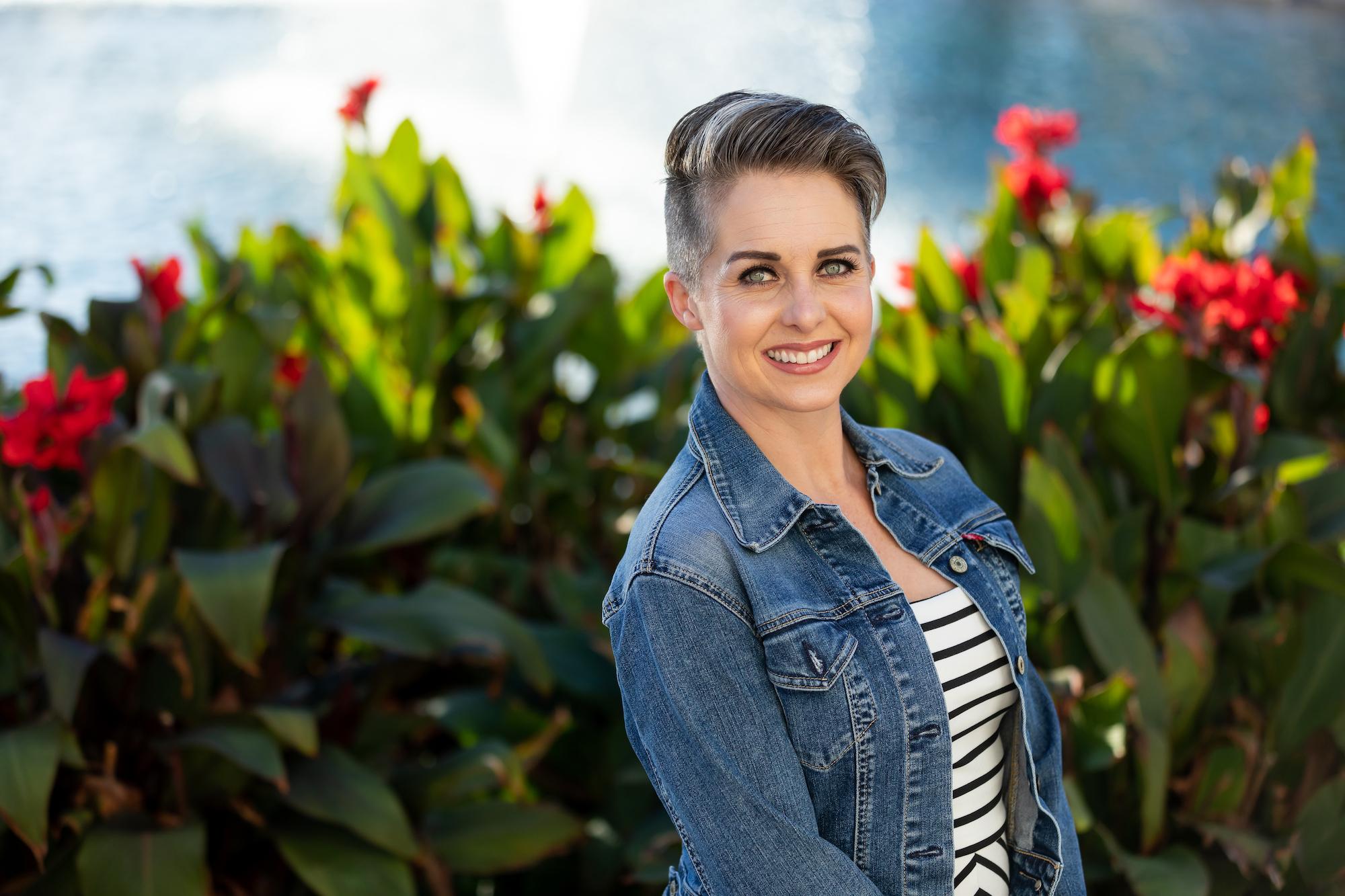 Vanessa Baker - Teen + Parent Life Coach Headshot