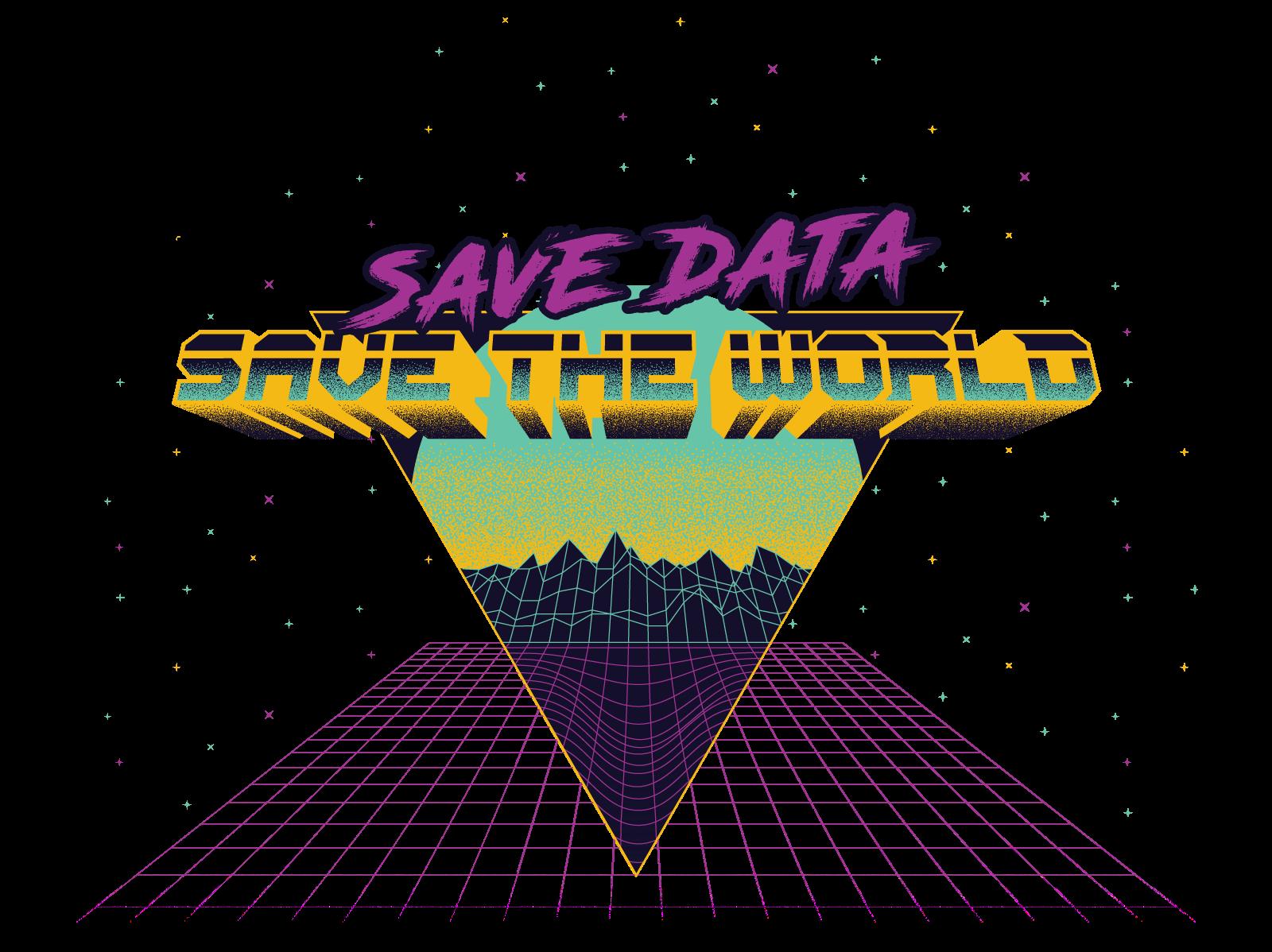 Save Data Save The World