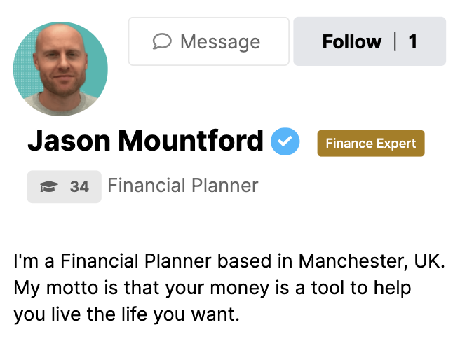 Jason Mountford