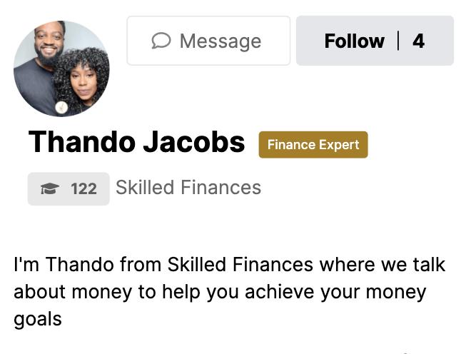 Thando Jacobs