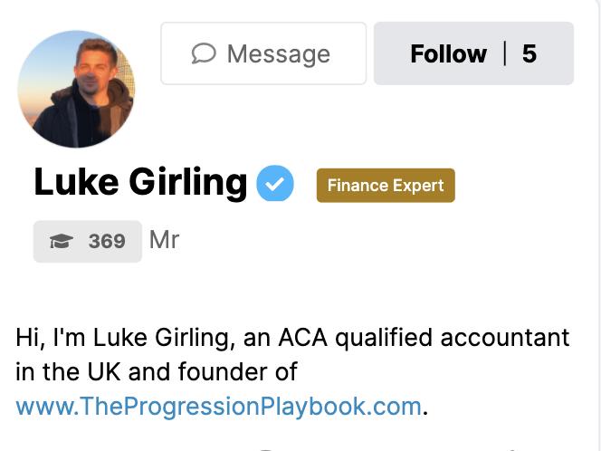 Luke Girling