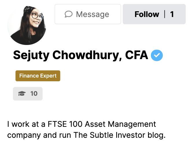 Sejuty Chowdhury
