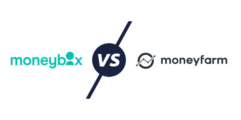 Moneybox vs Moneyfarm - Which is better