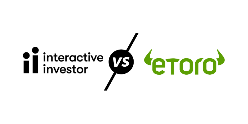 Interactive Investor vs eToro - Which is better