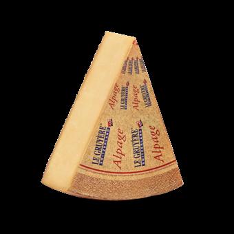 Gruyère AOP d'alpage from the Riggisalp