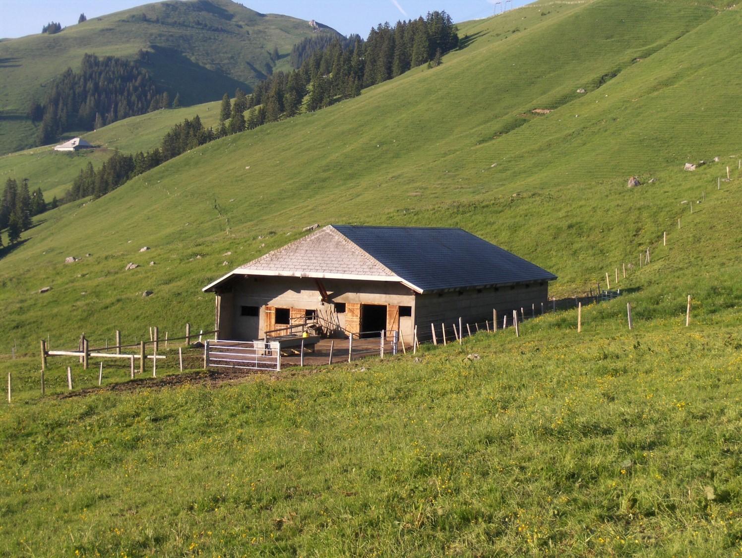 Seelihaus Riggisalp