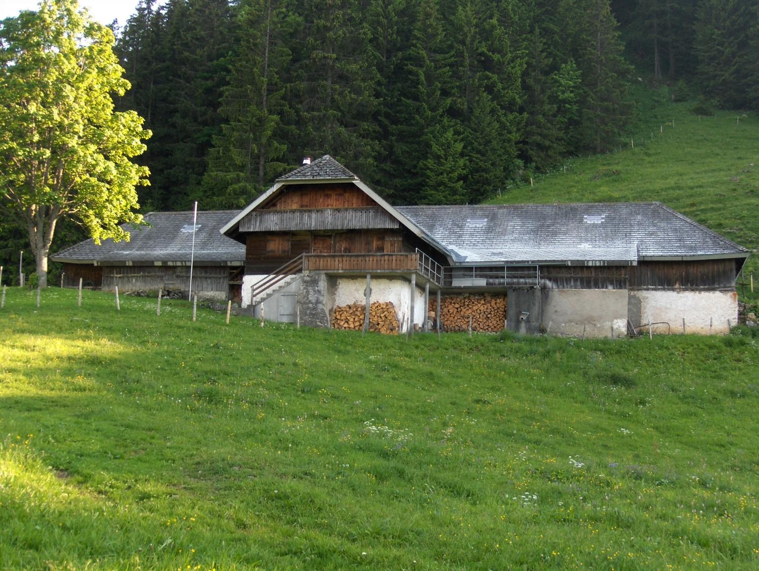 Staldenhaus Riggisalp