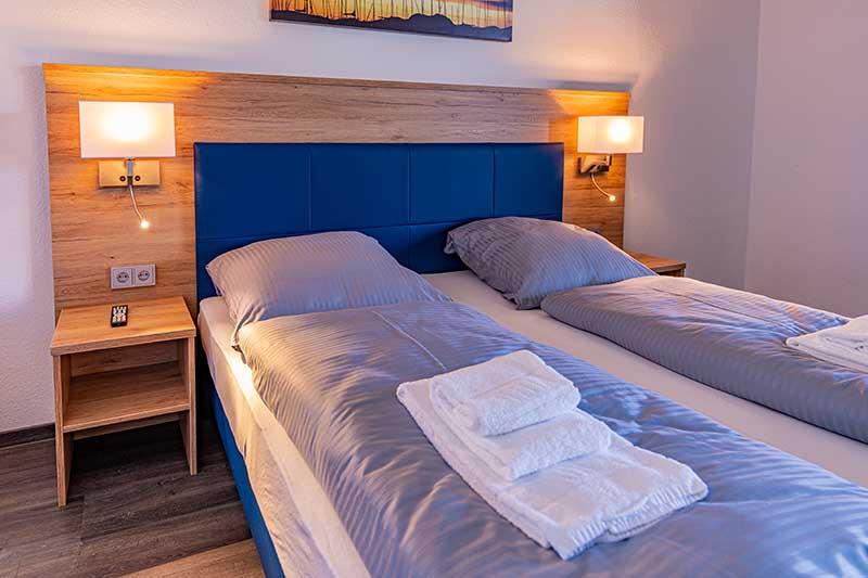 Schönes Zimmer bei Neuschwanstein