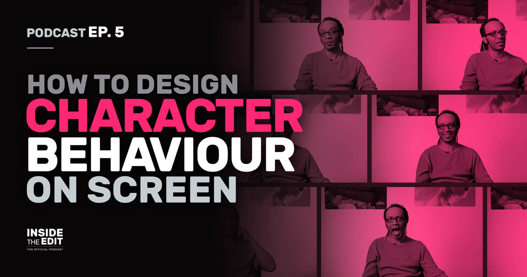 How to Design Character Behaviour on Screen