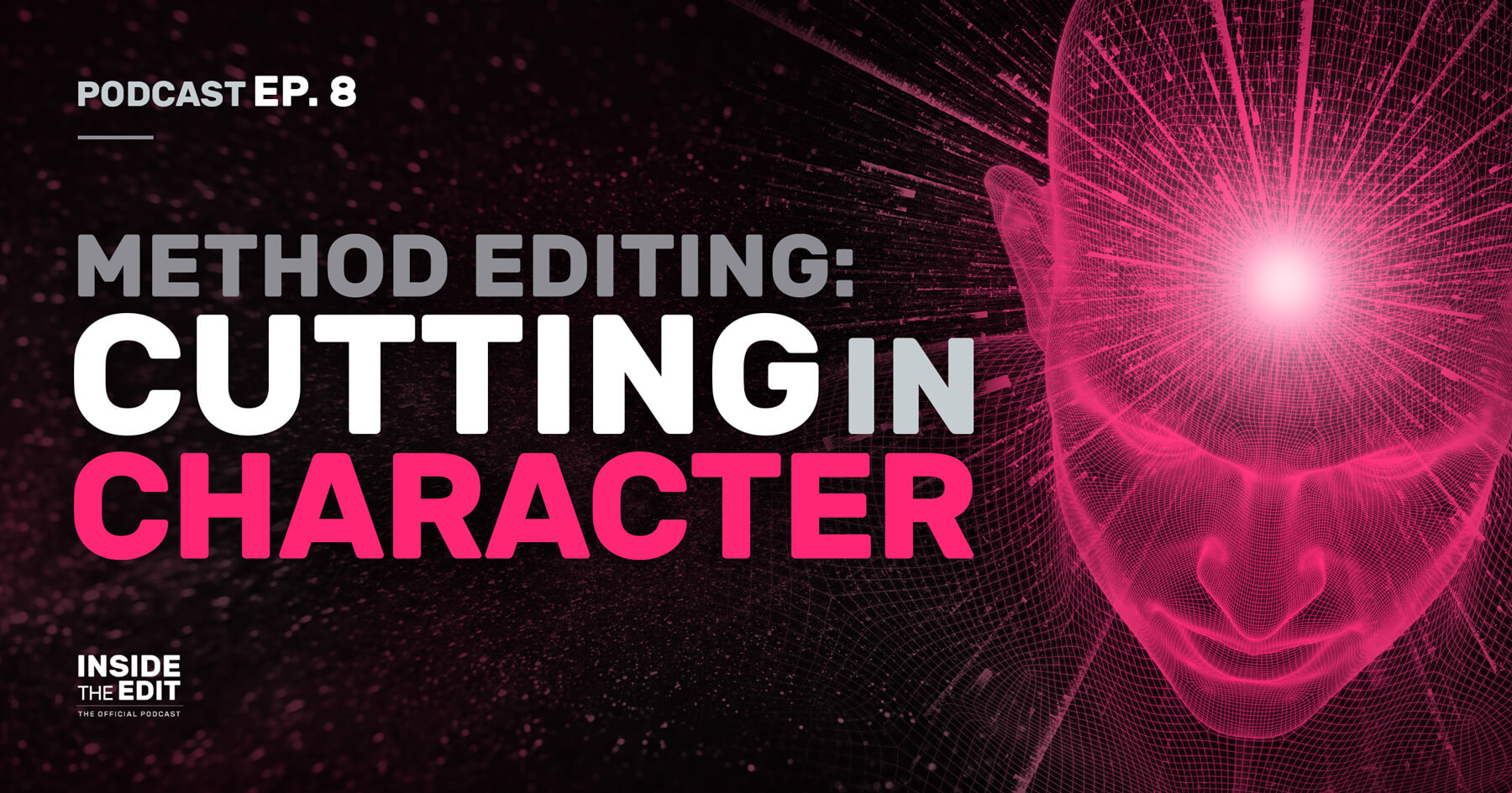 Method Editing: Cutting in Character