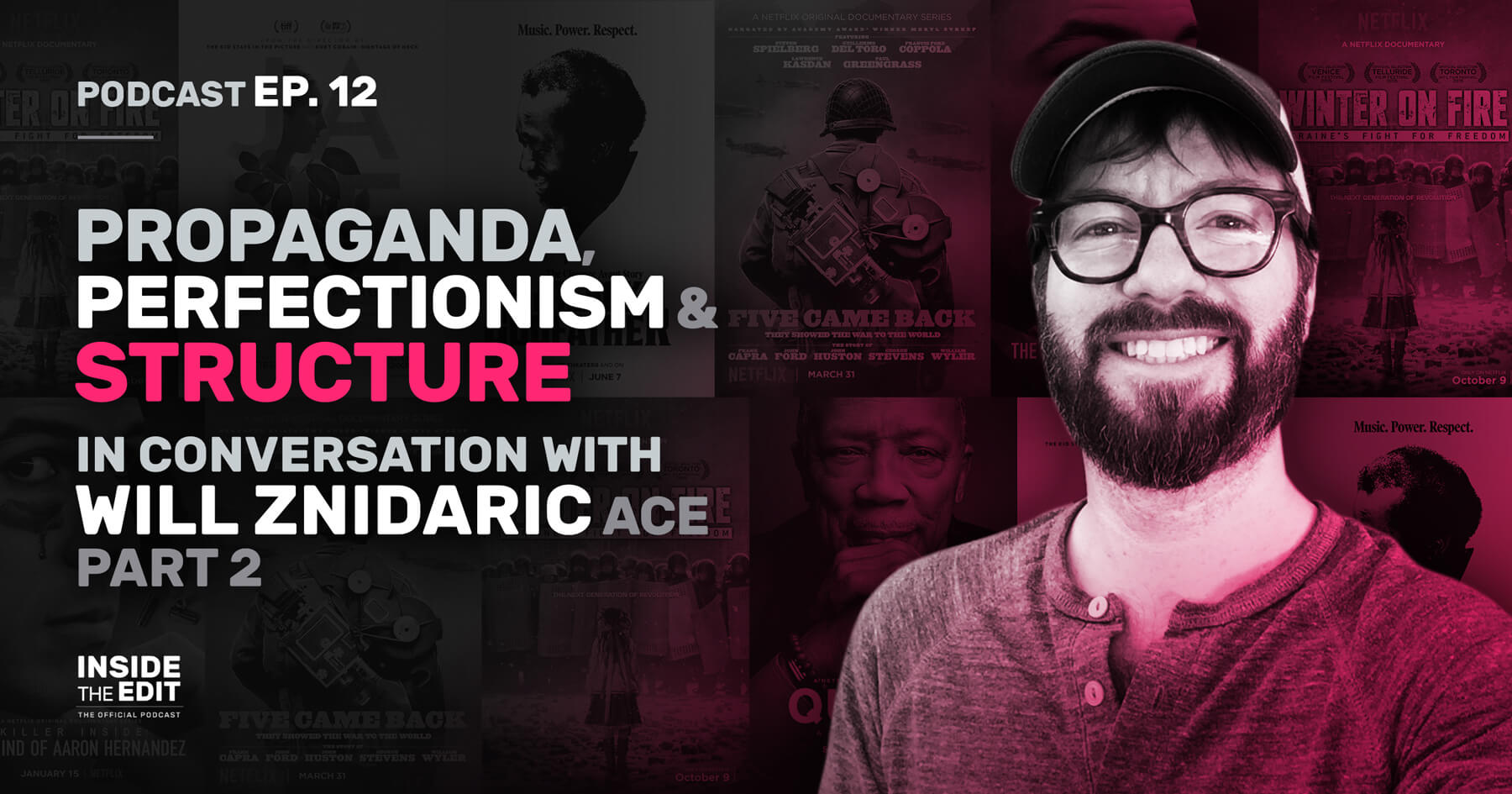 Propaganda, Perfectionism & Structure: In Conversation with Will Znidaric Part 2