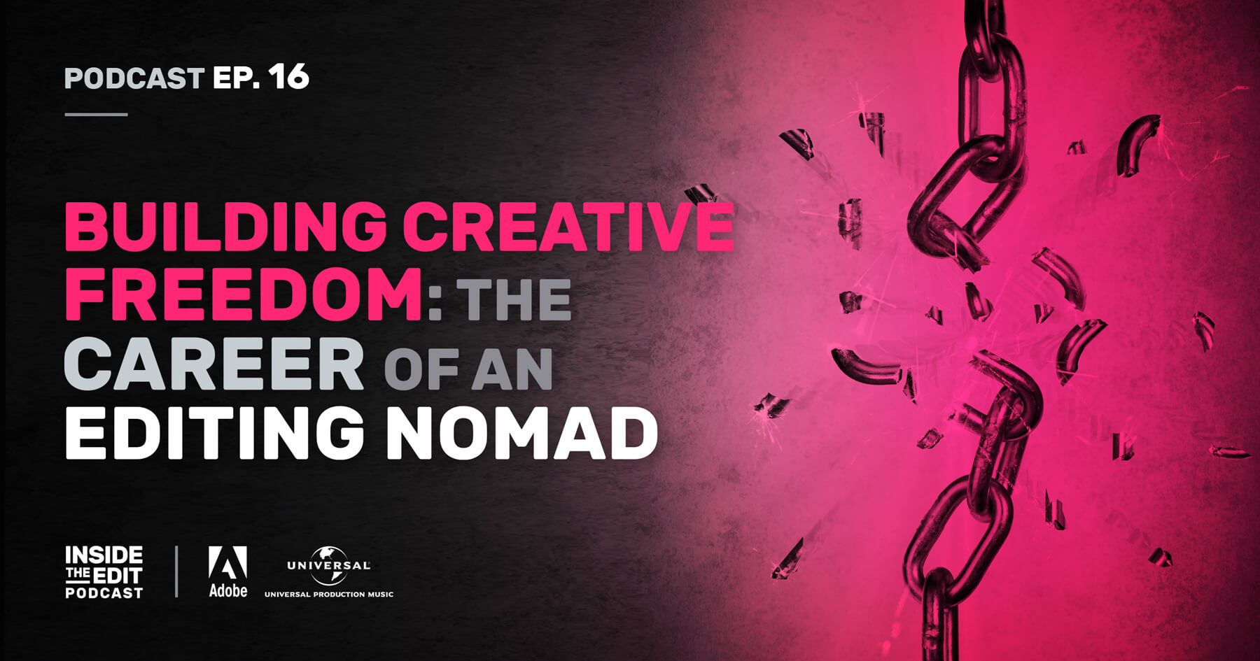 Building Creative Freedom: The Career of an Editing Nomad
