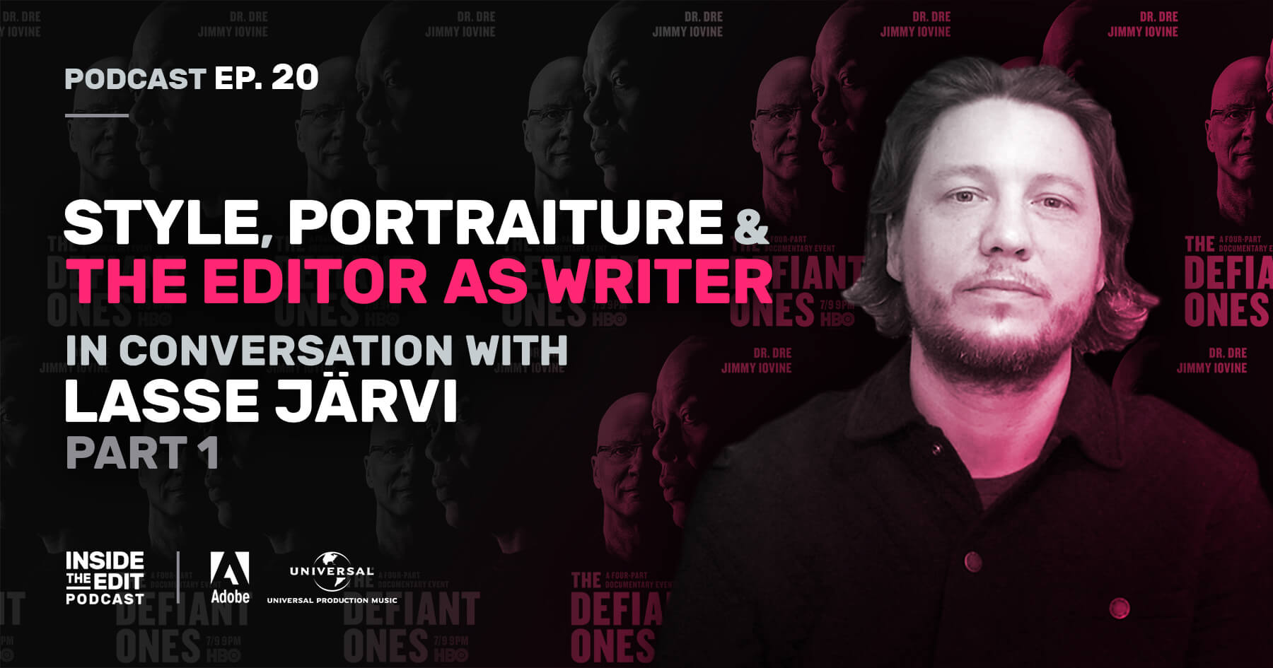Style, Portraiture and the Editor as Writer: In Conversation With Lasse Järvi Part 1
