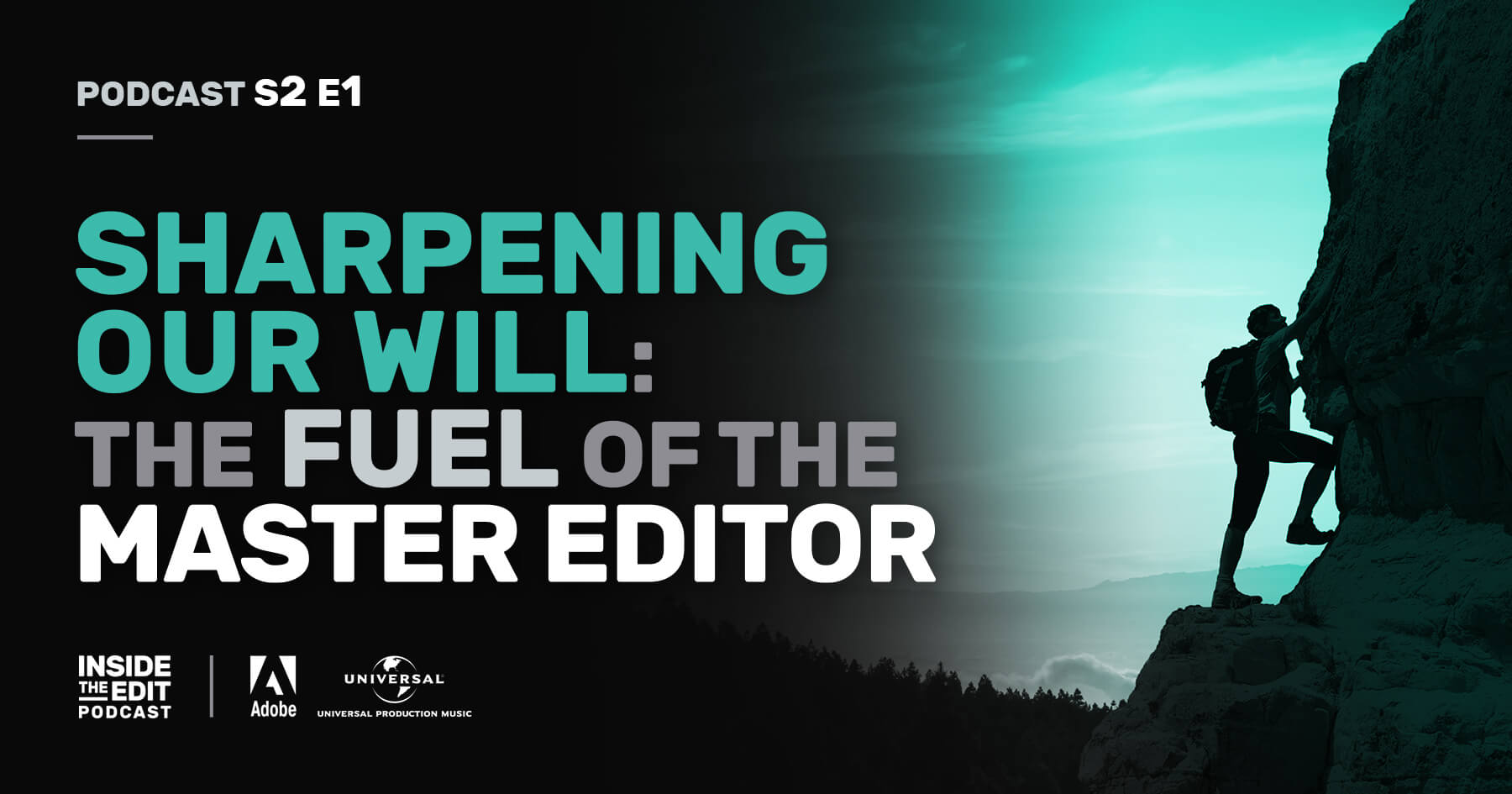 Sharpening Our Will: The Fuel of the Master Editor